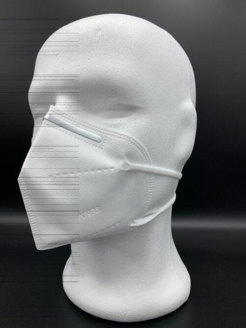 Linkes Profil Shopartikel SchutzMasken FFP2